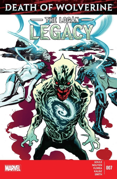 Death of Wolverine: The Logan Legacy (2014) #07