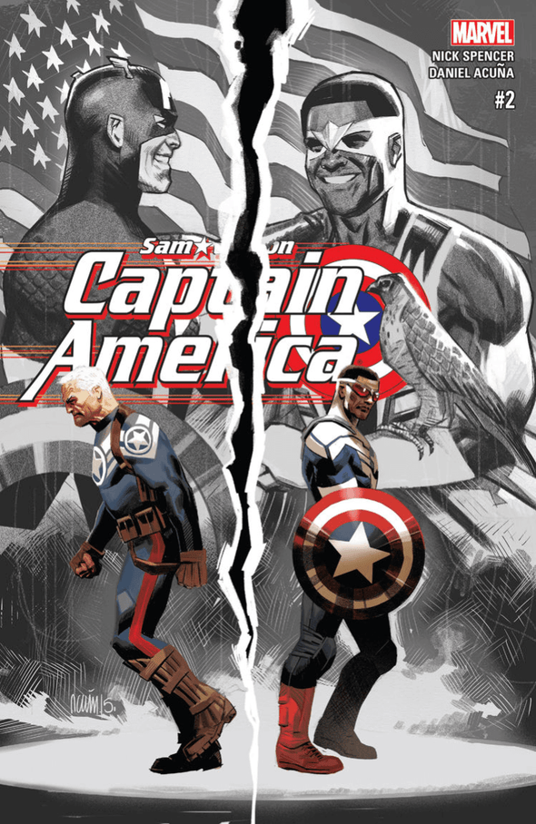 Captain America: Sam Wilson (2015) #02
