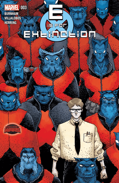 E for Extinction (2015) #03