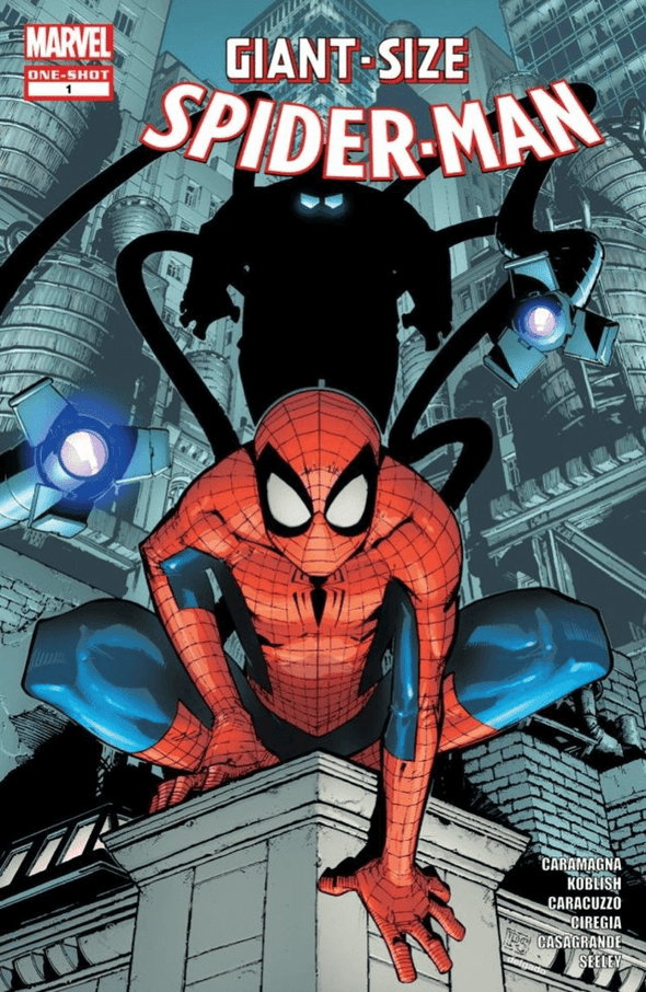 Giant-Size Spider-man (2014) #01