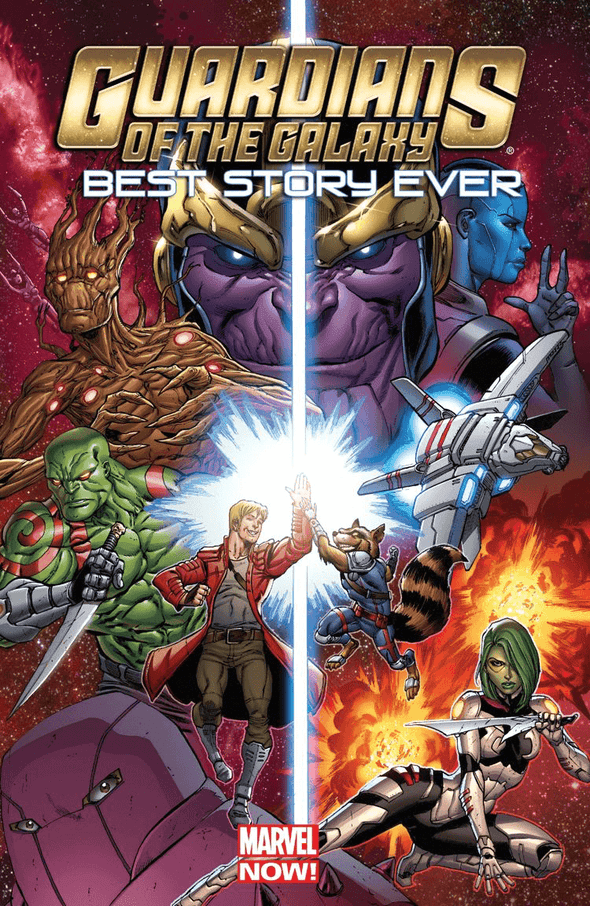 Guardians of the Galaxy: Best Story Ever (2015) #01