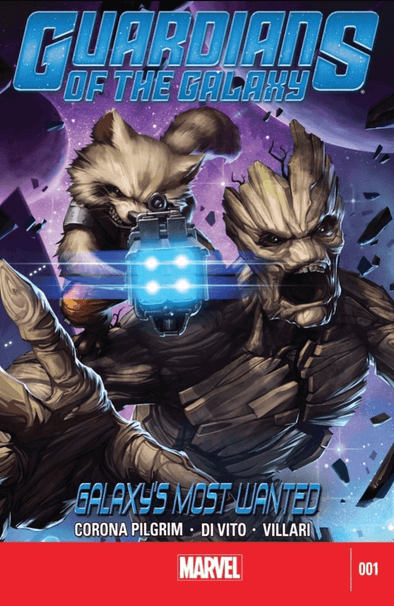 Guardians of the Galaxy: Galaxy's Most Wanted (2014) #01