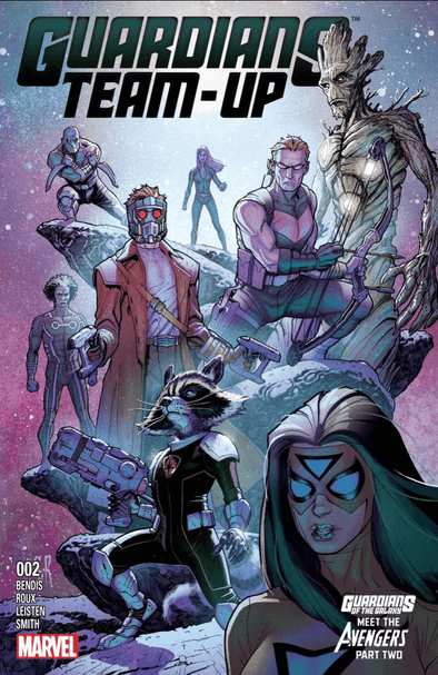 Guardians Team-Up (2015) #02