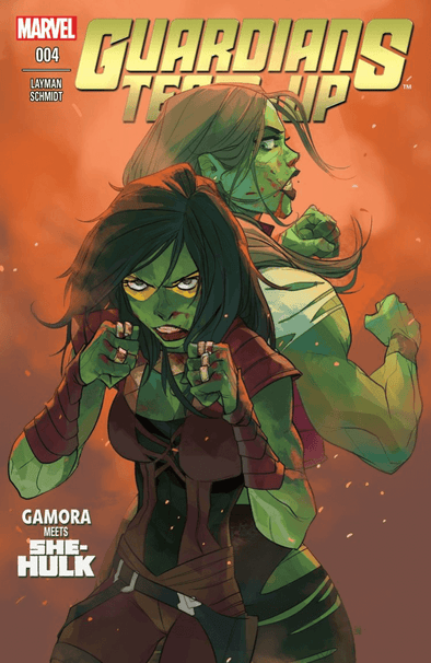 Guardians Team-Up (2015) #04