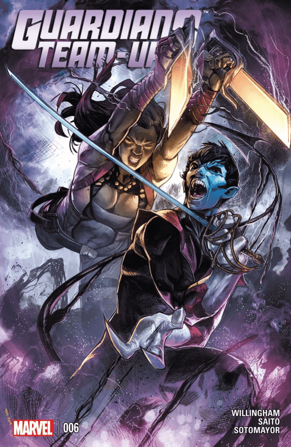 Guardians Team-Up (2015) #06