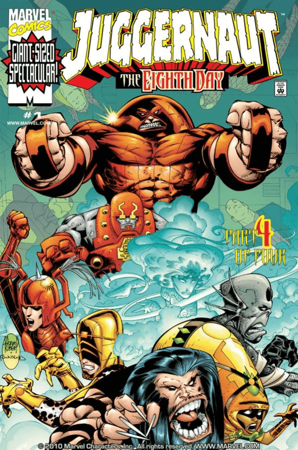 Juggernaut: The Eighth Day (1999) #01