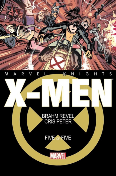 Marvel Knights: X-Men (2013) #05