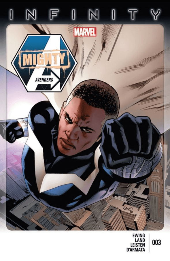 Mighty Avengers (2013) #03