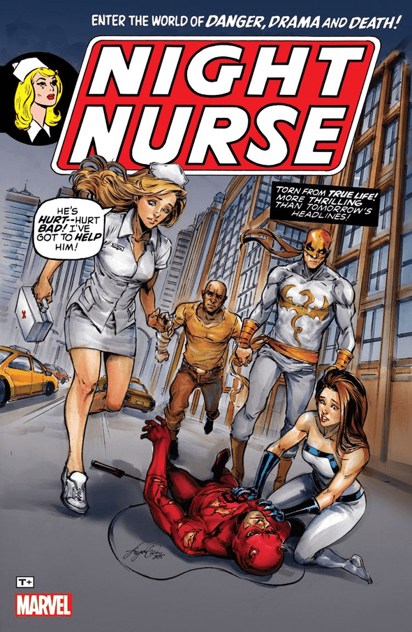 Night Nurse (2015) #01