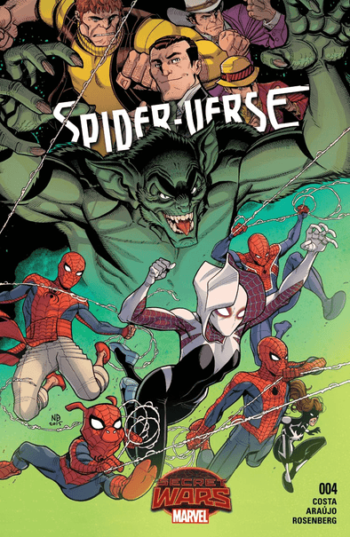 Spider-Verse: Secret Wars (2015) #04