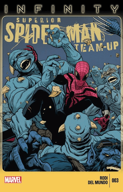 Superior Spider-Man Team Up (2013) #03