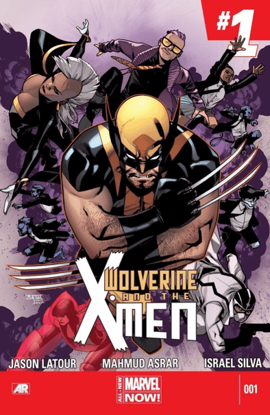 Wolverine & the X-Men (2014) #01