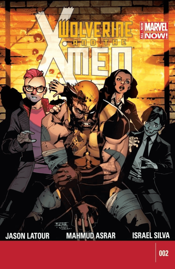 Wolverine & the X-Men (2014) #02
