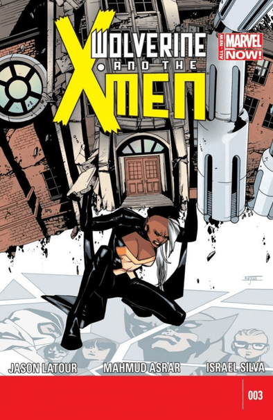 Wolverine & the X-Men (2014) #03