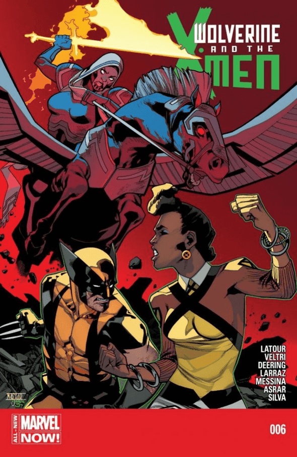 Wolverine & the X-Men (2014) #06