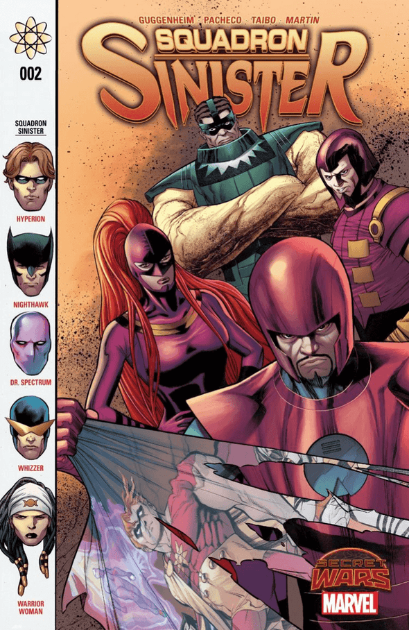 Squadron Sinister (2015) #02