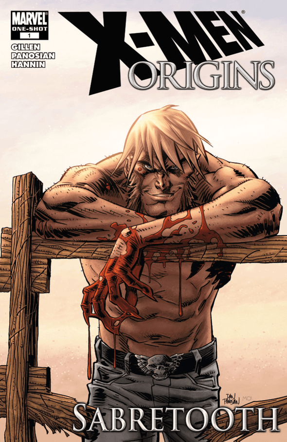 X-Men Origins: Sabertooth (2009) #01