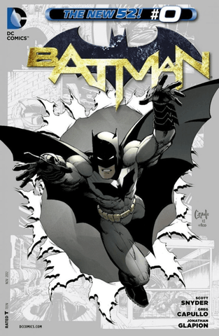 Batman (2011-2016) Vol. 02