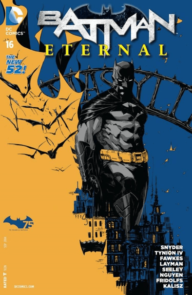 Batman Eternal (2014) #16