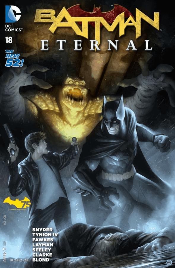 Batman Eternal (2014) #18