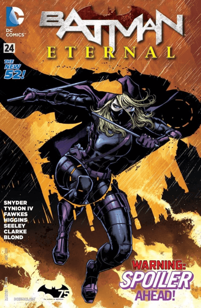 Batman Eternal (2014) #24