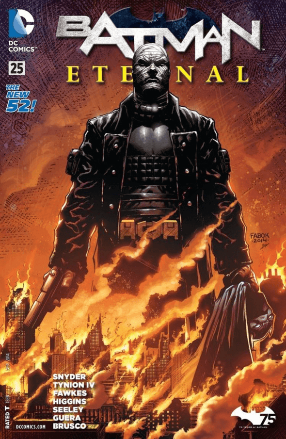 Batman Eternal (2014) #25