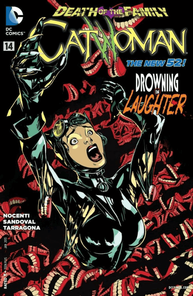 Catwoman (2011) #14
