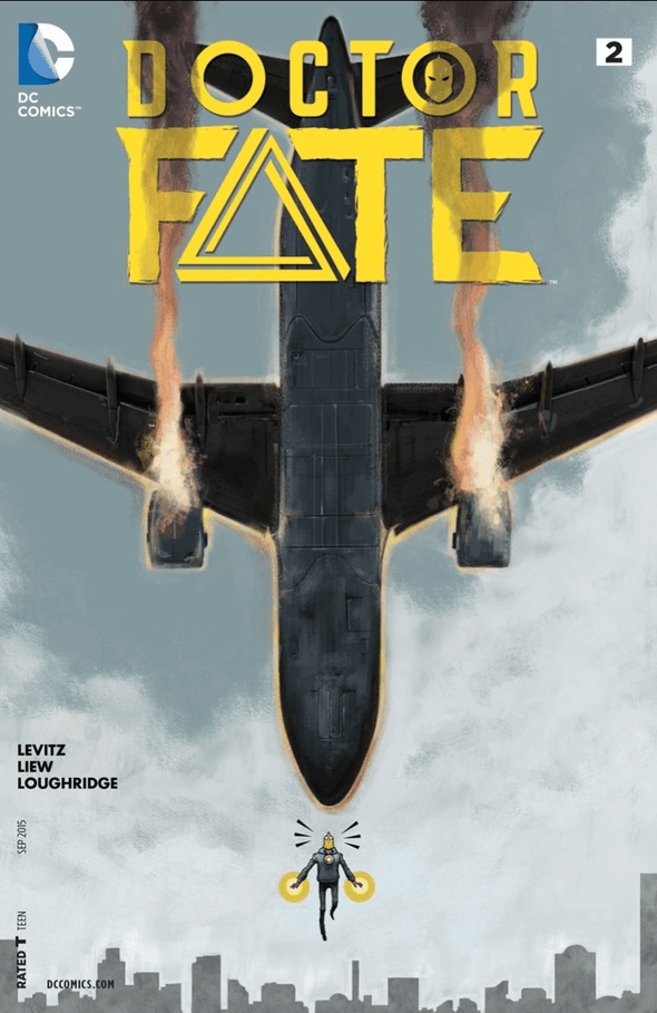Doctor Fate (2015) #02