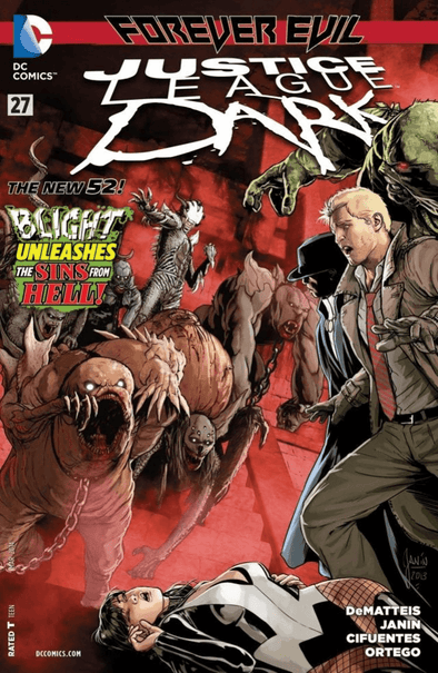 Justice League Dark (2011) #27