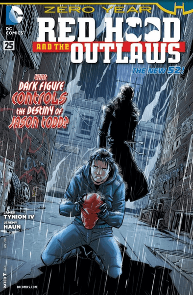 Red Hood and the Outlaws (2011) #25