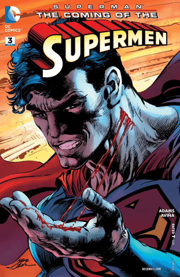 Superman: The Coming of the Supermen (2015) #03