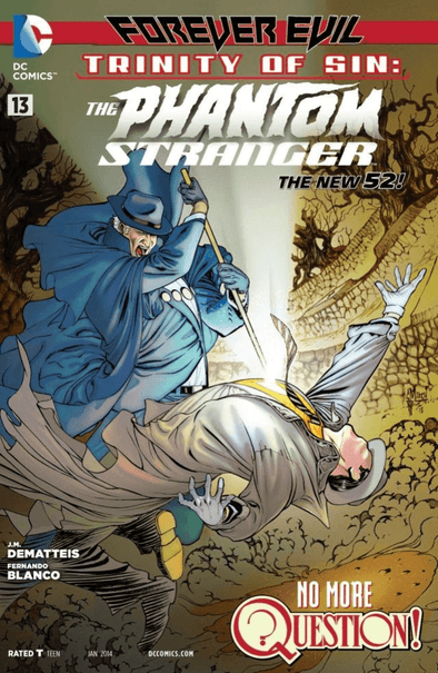 Trinity of Sin: Phantom Stranger (2012) #13