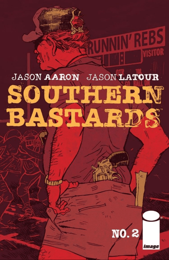 Southern Bastards (2014) #02 (SECOND PRINTING)