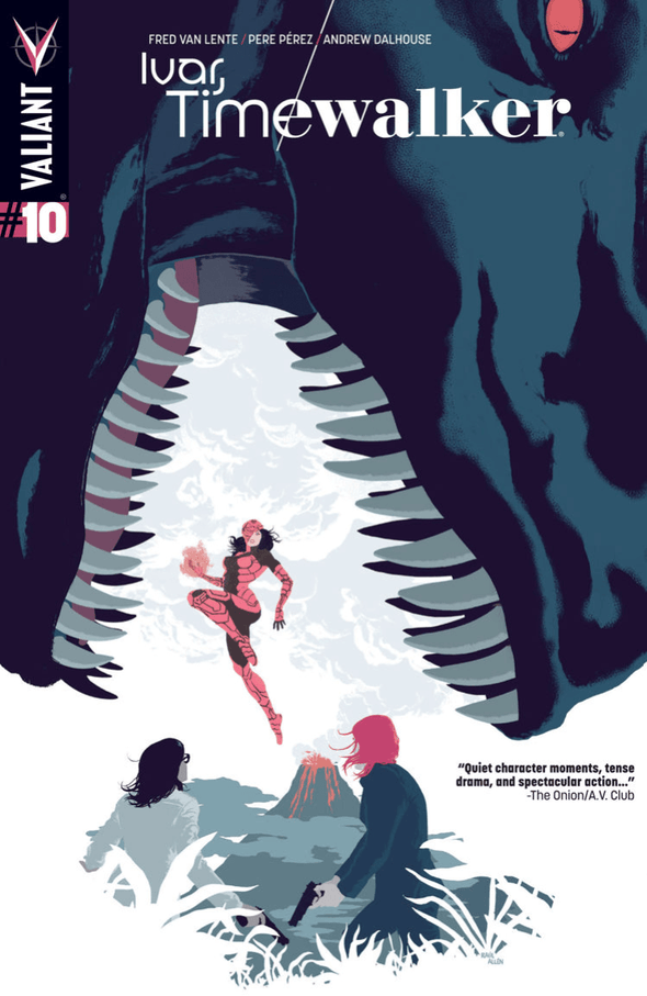 Ivar, Timewalker (2015) #10