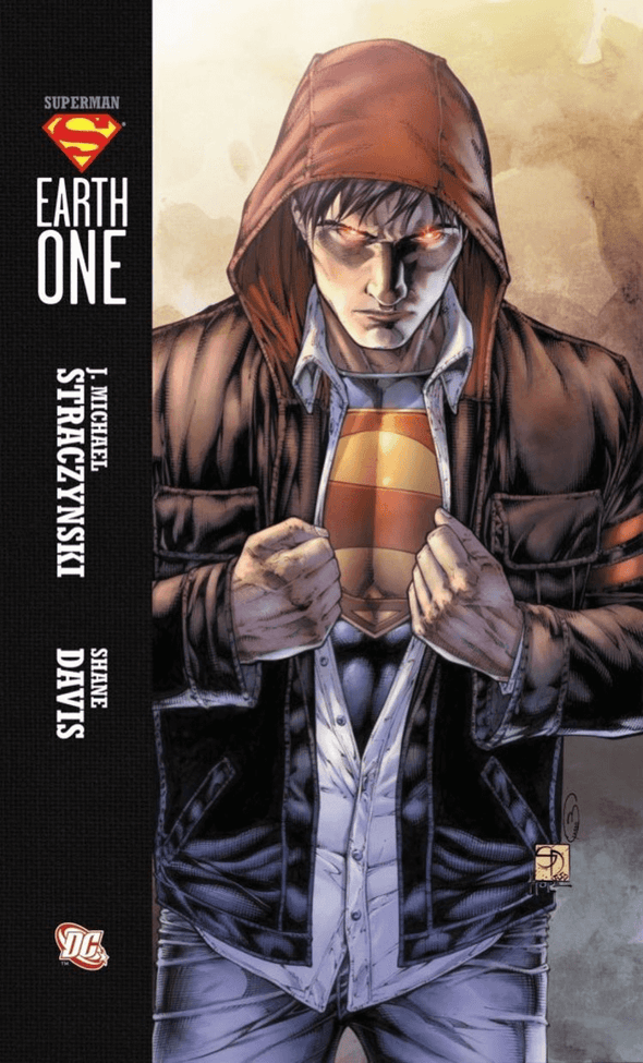 Superman Earth One Vol. 01 TP