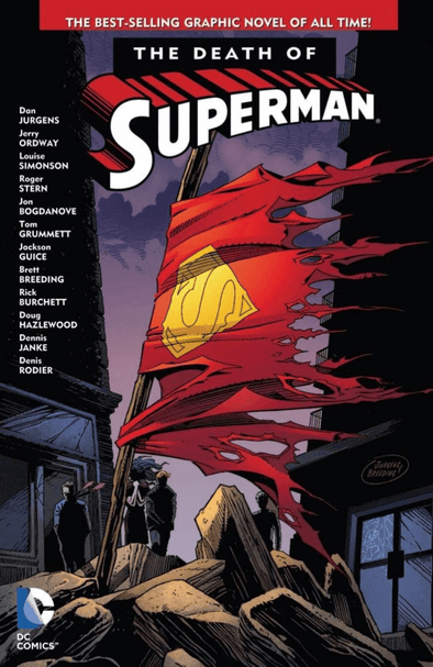 Superman Death of Superman TP
