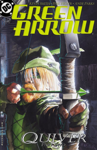 Green Arrow (2001) #002