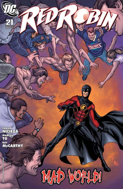 Red Robin (2009) #21