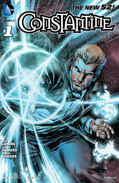 Constantine (2013) #01 (2nd Printing)