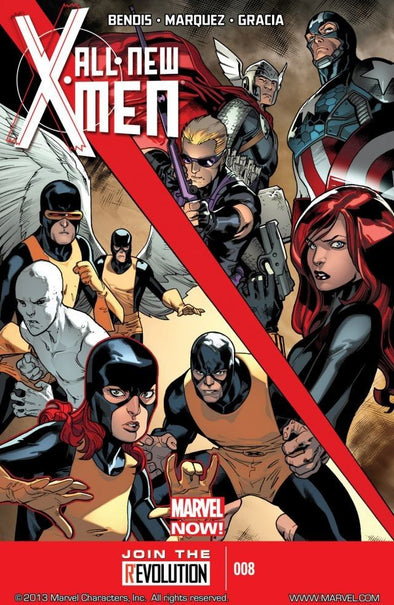 All-New X-Men (2012) #08