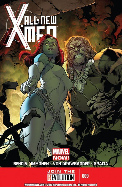 All-New X-Men (2012) #09