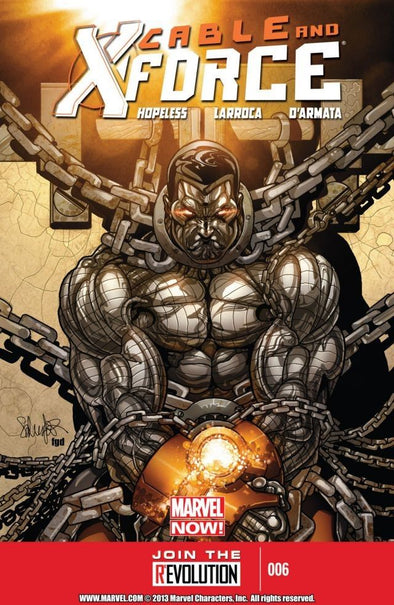 Cable & X-Force (2012) #06