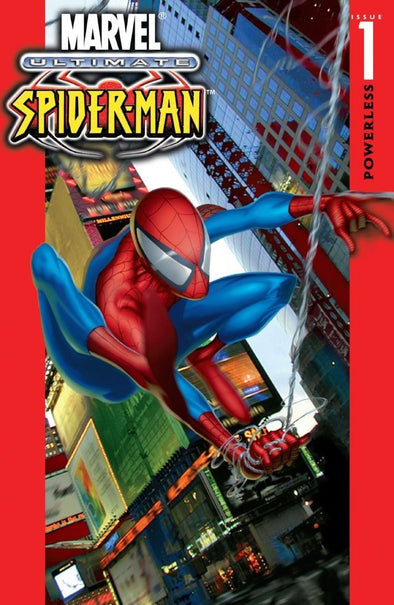 Ultimate Spider-Man (2000) #001