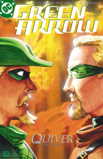 Green Arrow (2001) #008
