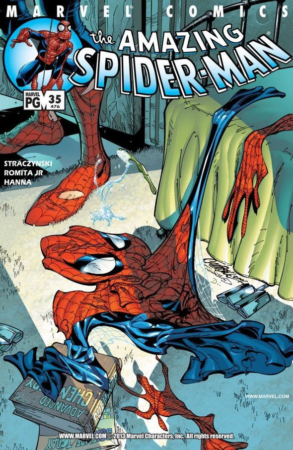 Amazing Spider-Man (1999) #035