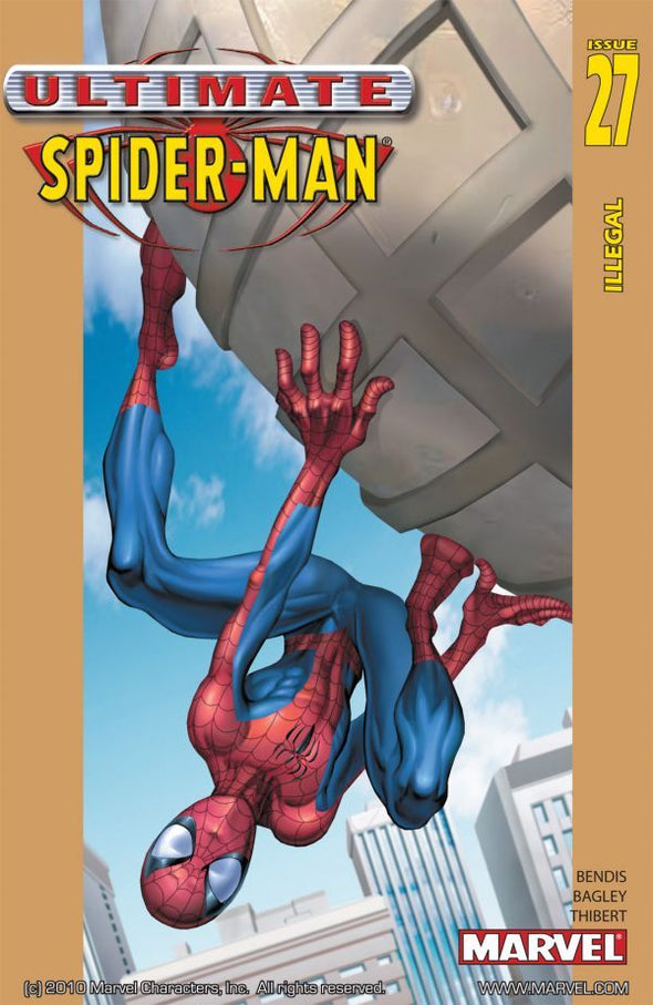 Ultimate Spider-Man (2000) #027