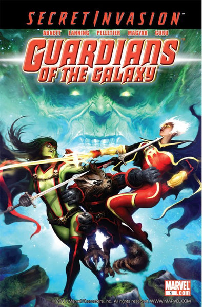Guardians of the Galaxy (2008) #05
