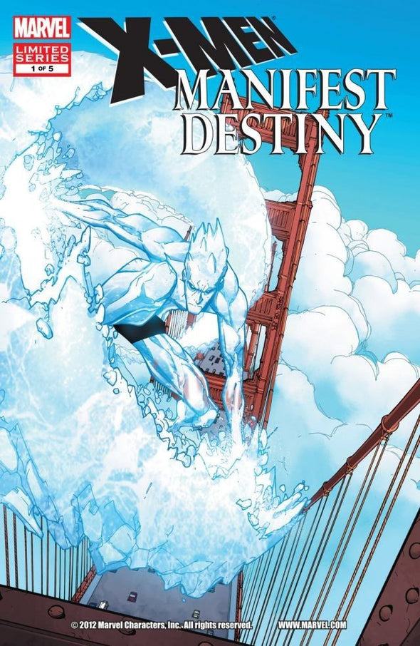 X-Men Manifest Destiny (2008) #01