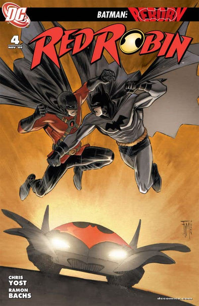Red Robin (2009) #04