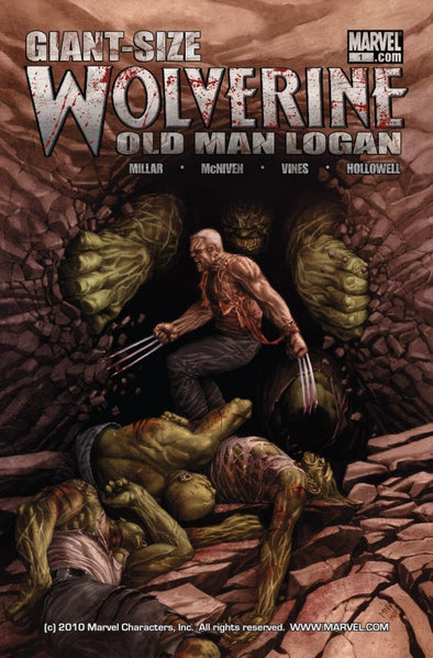 Giant Size Wolverine (2009) #01